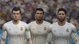 FIFA 15 | Real Madrid New Home Kit 15/16 Thumbnail