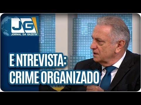 Maria Lydia entrevista o jurista Walter Maierovitch, sobre crime organizado e eleições