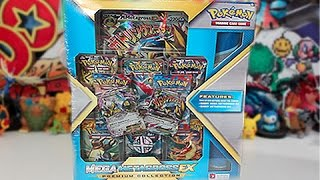 Opening A Mega Metagross Premium Collection Box!!