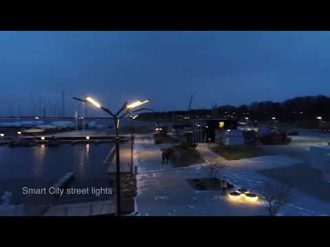 First LoRaWAN™ smart marina in the Northern Europe