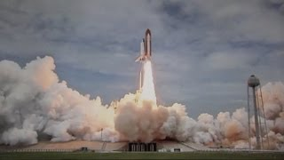STS-135 Atlantis: the final flight of the Space Shuttle - 5 minutes countdown untill launch - 8 july