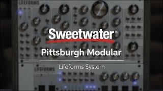 Pittsburgh Modular Lifeforms System 201 Modular Synthesizer Demo by Sweetwater