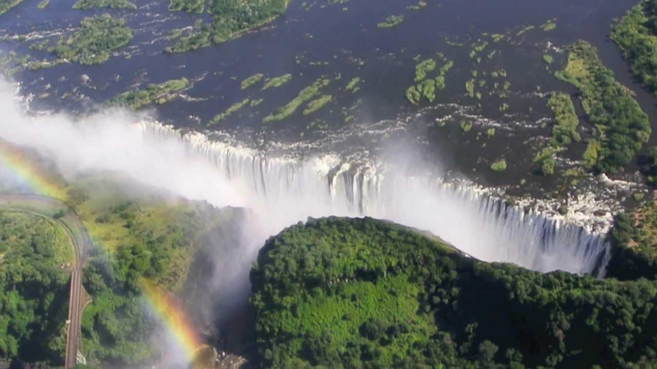 Victoria Falls 1080p HD - YouTube