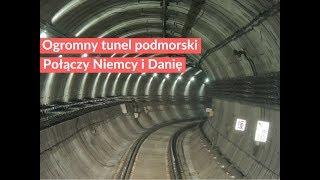 Wielki tunel podmorski połączy Niemcy i Danię
