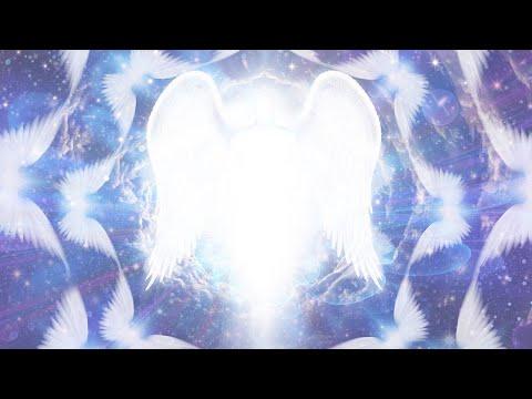 Archangel Michael Meditation - Golden Crystalline Light Shield!