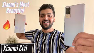 Xiaomi Civi Unboxing & Review: Launching In India?