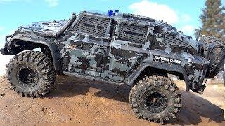 "RC ADVENTURES - Tactical Crawling 2019  ""Armageddon"" Vehicle  TRAXXAS  TRX4"
