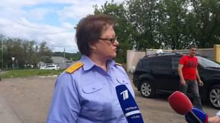 Татьяна Сергеева об убийстве пятерых человек в Туле