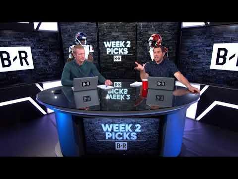 Simms & Lefkoe - Week 2 Picks