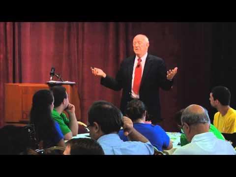 Center for Catholic Education Keynote Speaker Dr. Thomas Groome July 18, 2012