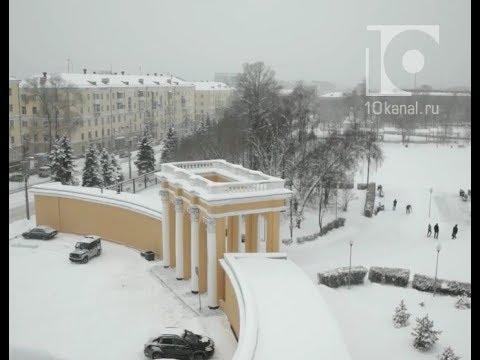 Кузнецк – 400: Сад Алюминщиков
