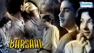 Barsaat (1949) - Full Movie In 15 Mins - Raj Kapoor - Nargis