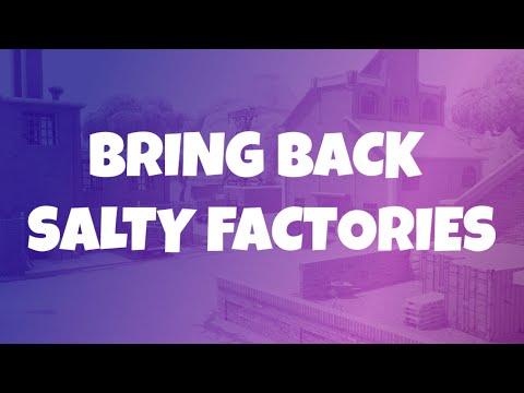 Dusty Depot Factories RIP
