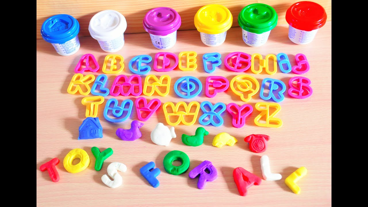 E learning Playdough Play doh Learn Colors
