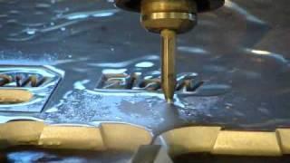 Гидроабразивная резка металла - Flow Dynamic Waterjet XD Part 3.wmv(, 2011-04-06T12:53:45.000Z)