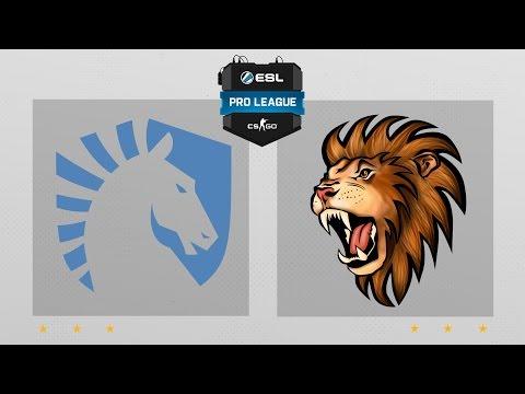 CS:GO - Liquid vs. Selfless [Cache] - ESL Pro League Season 3 - NA Matchday 26