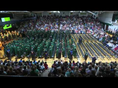 Elk Grove High School 2017 Graduation