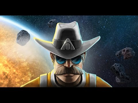 SPACE MARSHALS 2 iOS / Android Gameplay