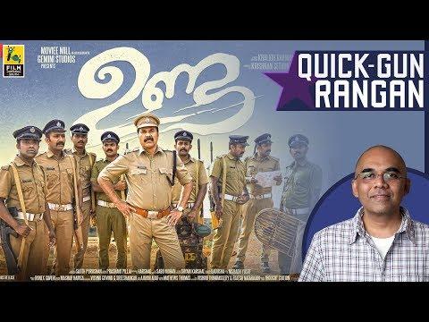 Unda Movie Review By Baradwaj Rangan   Mammootty   Khalid Rahman