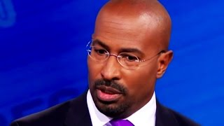 WHY Is Van Jones Gushing Over Trump After Congressional Address??