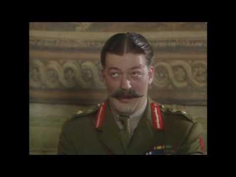 Blackadder - General Melchett (Stephen Fry), the Exclamations -