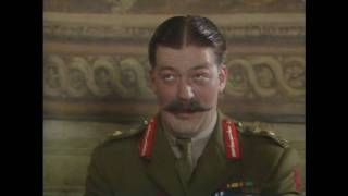 Blackadder - General Melchett (Stephen Fry), the Exclamations -