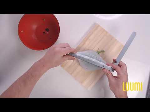 加拿大LUUMI小食帶 X 使用篇(沙拉)