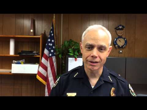 Deputy Chief Gary Price discusses retirement