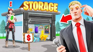 *NEW* Storage Wars GAMESHOW For our LOOT (Fortnite)