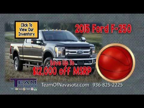 New Fords -Team of Navasota - YouTube
