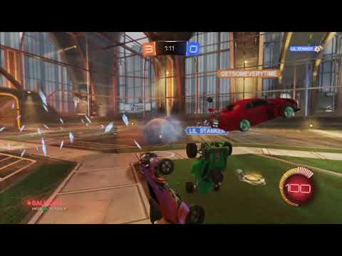Rocket League®gameplaymy 1st gaming video!!!