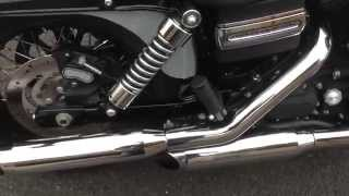Harley Davidson street bob screamin