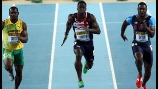 TOP 10 fastest 60m runners of all time