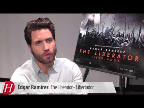Édgar Ramírez es Simón Bolívar en Libertador (The Liberator)