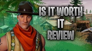 Sash Sergeant | - Before You Buy Fortnite Skin Review #3