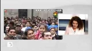 Terriennes : Evo Morales, un président machiste ?