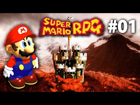 Let's Play SUPER MARIO RPG: Legend Of The Seven Stars!
