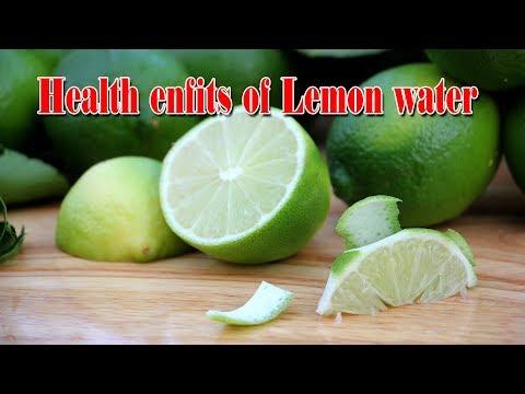 Health enefits of lemon water || Health Care Online