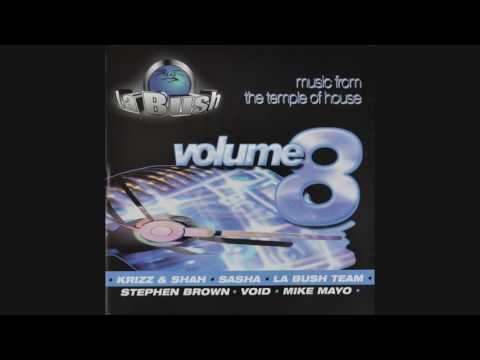 La Bush 08 CD 1 - Music From The Temple Of House - Full Mix by DJ George's