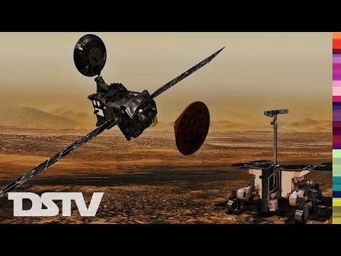 SEARCHING FOR LIFE ON MARS - SPACE DOCUMENTARY
