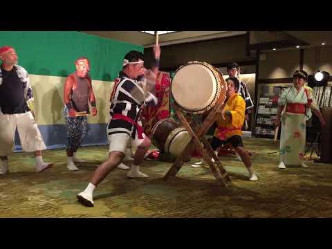 Japan traditional music Hokkaido 2016