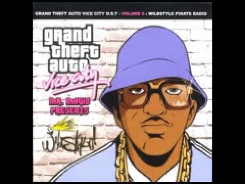 GTA Vice City  Wildstyle Pirate Radio 18 Whodini  Magics Wand 320 kbps
