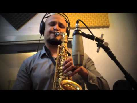 Marry Me_Train - Gabriel Boelter (Sax Cover)