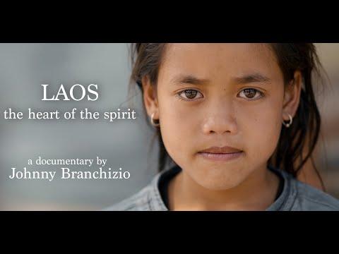 Laos, the heart of the spirit. A documentary by Johnny Branchizio. Verkami.