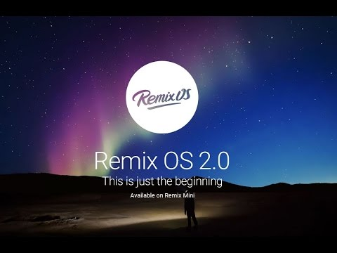 Remix OS for PC İncelemesi | TeknoSeyir
