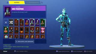 Sell my sick Fortnite account for 50€