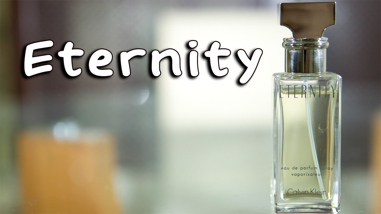 8ad1cfec15f86 Perfume Eternity - Resenha - YouTube