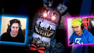 MORRENDO DE MEDO JUNTOS  Five Nights at Freddy s Multiplayer