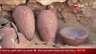 زاهي والفراعنة: تفاصيل مقابر العمال المصريين القدماء بناة الأهرامات