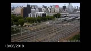 Video Gempa bumi di Osaka Senin 18 Juni 2018 download MP3, 3GP, MP4, WEBM, AVI, FLV Juli 2018